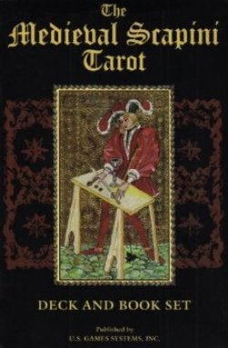 The Medieval Scapini Tarot Deck and Book Set.jpg