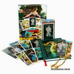 The Victorian Romantic Tarot GOLD limited edition.jpg