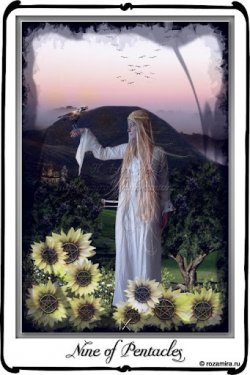 Tarot_Nine_of_Pentacles_by_azurylipfe.jpg